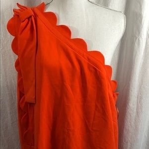 Victoria Beckham off shoulder dress